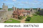 Framlingham  Suffolk  England ...