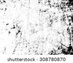 splatter paint texture .... | Shutterstock .eps vector #308780870