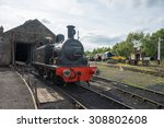 tanfield  uk  august 19th  2015.... | Shutterstock . vector #308802608