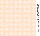 seamless pattern in pastel... | Shutterstock .eps vector #308876840
