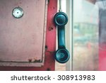 Old Phone Booth.vintage And...