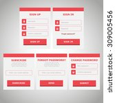 ui web elements. subscribe ...