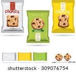 design packaging for chocolate... | Shutterstock .eps vector #309076754