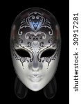 Beautiful Carnival Mask From...
