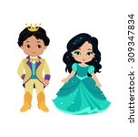 illustration of very cute...   Shutterstock .eps vector #309347834