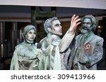 budapest  hungary   03 12  2009 ... | Shutterstock . vector #309413966