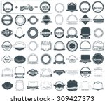 make your labels or logotypes... | Shutterstock .eps vector #309427373