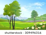 Beauty Of Nature  Countryside