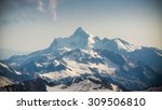 Mountain Peak Located Near...
