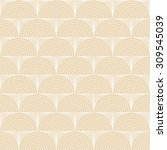 seamless pattern. abstract... | Shutterstock .eps vector #309545039