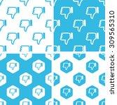 dislike patterns set  simple...
