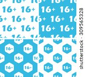 16 plus patterns set  simple...
