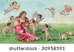 Vintage Advertising Card...