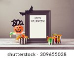 Halloween Poster Mock Up...