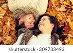 love  relationship  season ...   Shutterstock . vector #309733493