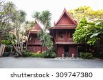 The Jim Thompson House Is A...