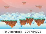 floating land in the sky game
