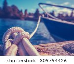 retro filtered photo of a... | Shutterstock . vector #309794426