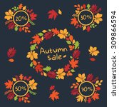 Autumn Sale  Autumnal Round...