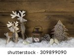 Rustic Country Style Decoratio...