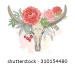 vector illustration isolated... | Shutterstock .eps vector #310154480