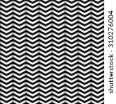 seamless pattern of zigzag...   Shutterstock .eps vector #310276004