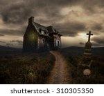 Apocalyptic Halloween Scenery...
