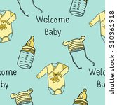 funny cute new born welcome