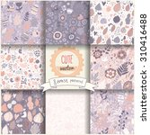 9 Lovely Seamless Patterns....