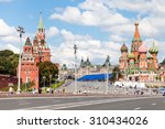 moscow  russia   august 23 ... | Shutterstock . vector #310434026