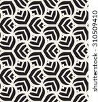 vector seamless pattern.... | Shutterstock .eps vector #310509410