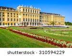 austria. schonbrunn palace in... | Shutterstock . vector #310594229