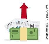 business planning design ...   Shutterstock .eps vector #310600496