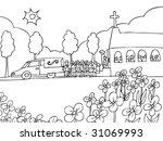 Funeral   Cartoon Of People...