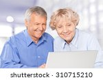 senior adult. | Shutterstock . vector #310715210