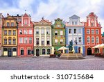 Colorful Renaissance Facades O...