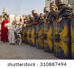constanta   romania   august 28 ... | Shutterstock . vector #310887494