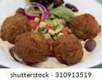falafel   Shutterstock . vector #310913519