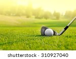 let's golf | Shutterstock . vector #310927040