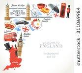 travel banners background... | Shutterstock .eps vector #311069984