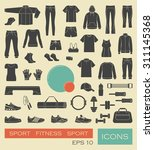 Sports Clothing  Equipment And...