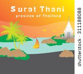 province of thailand | Shutterstock .eps vector #311188088