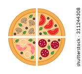 Pizza Slice. Pepperoni ...