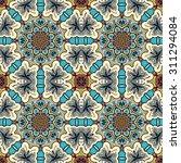 vector seamless pattern ... | Shutterstock .eps vector #311294084