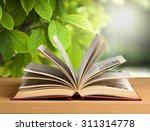 book. | Shutterstock . vector #311314778