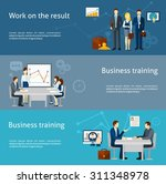 business coaching and personnel ... | Shutterstock .eps vector #311348978