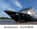 bordeaux  france  big cruise... | Shutterstock . vector #311378048