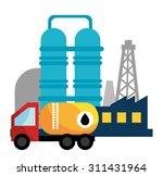 petroleum industry design ...   Shutterstock .eps vector #311431964