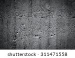 Grungy And Smooth Bare Concret...