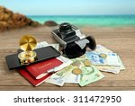 Travel Concept  Collage Of ...